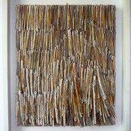 Séisme - Technique mixte - 42 cm x 51 cm - 2011