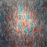 Corail - 107 x107 cm