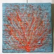 Lifetree - 80x80 cm