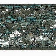 Ecume- 40 x120 cm