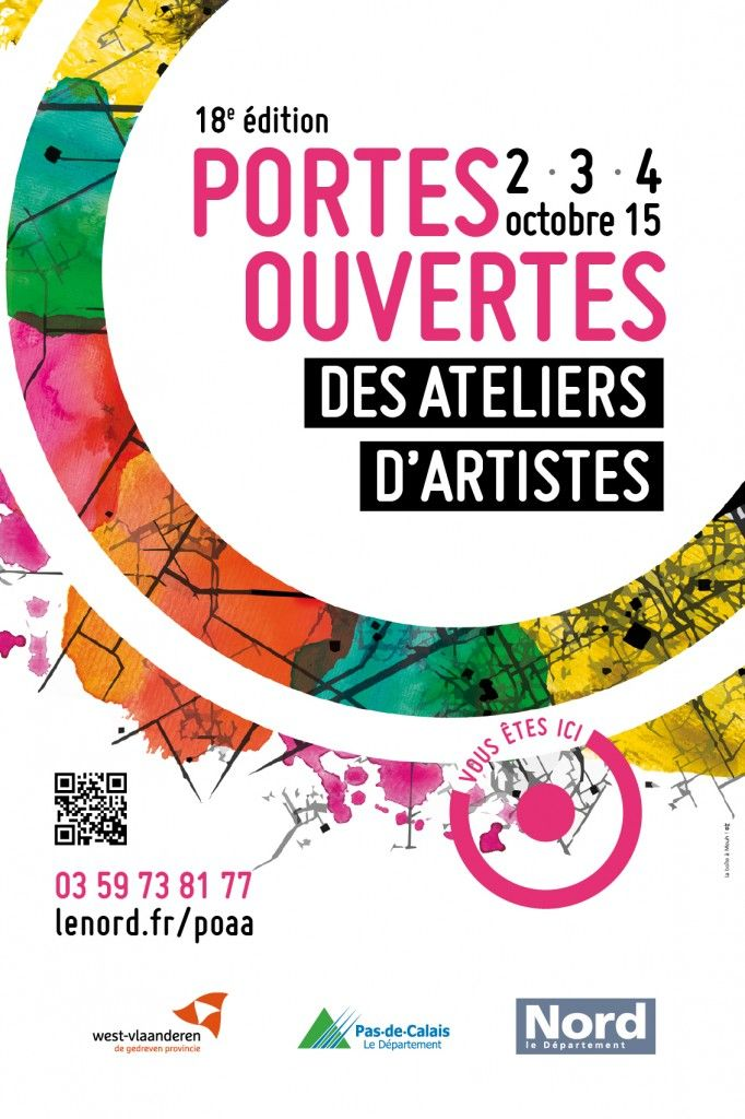 Portes ouvertes ateliers artistes 2015